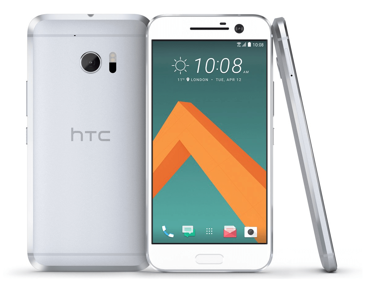 HTC One M10 Glacier Silver